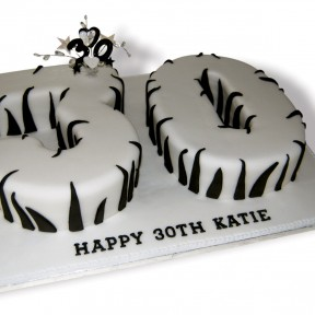 30th Zebra
