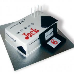 DSi cake