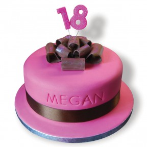 Simply Marvellous Cakes Services fuchsia pink