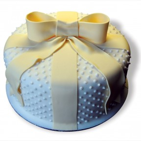 Lemon&White cake