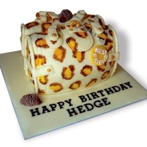 Leopard Bag+Hedgehog
