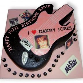 McFly cake