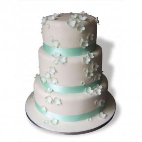 Wedding 3tier blossom