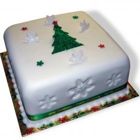Xmas09 Raffle Cake