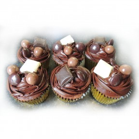 Choclate Heaven Cupcakes