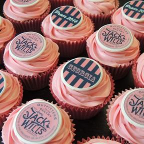 Jack Wills cupcakes