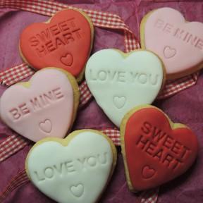 Valentines cookies_heart