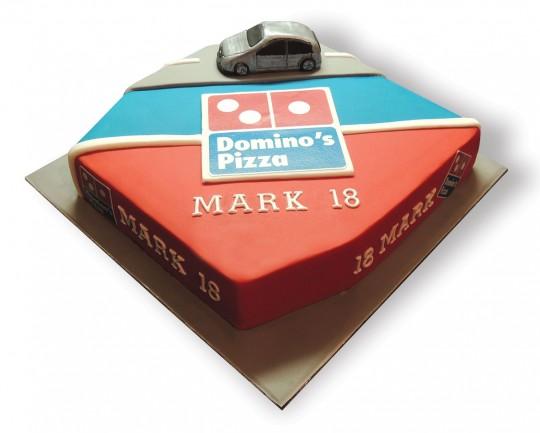 Dominos Box