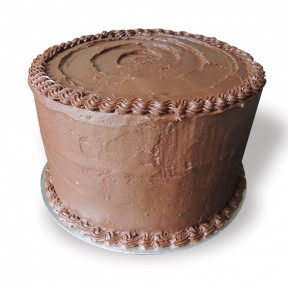 Chocolate Triple Layer