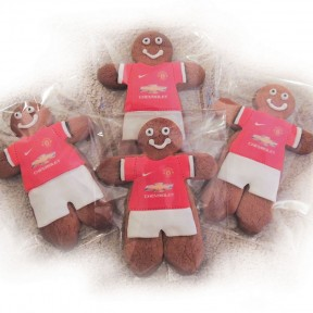 ManUtd Gingerbread men