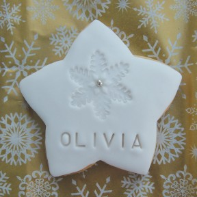 Star Xmas Cookie