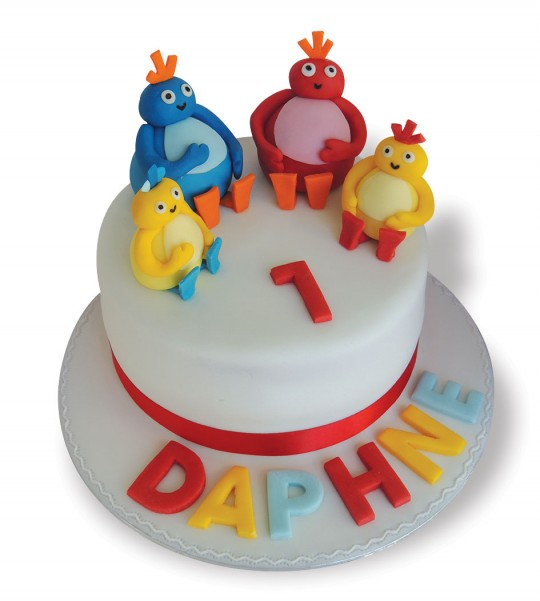 Simply Marvellous Cakes 187 Twirlywoos