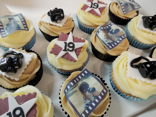 Photography Cupcakes