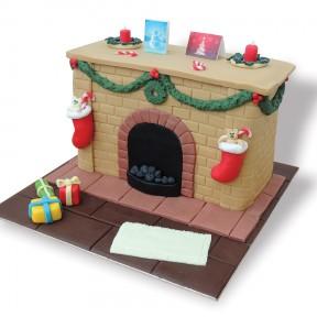 Xmas Fireplace2