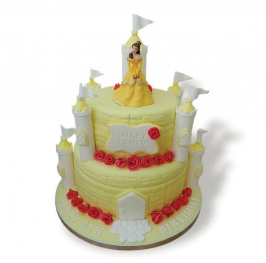 Belle_Yellow Castle