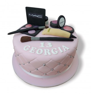 Mac makeup_pink