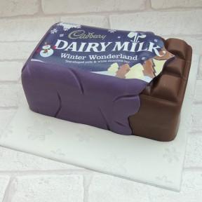Dairy Milk Xmas