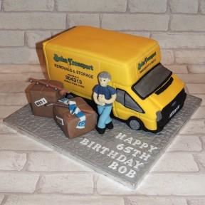 Bob's Transport Lorry
