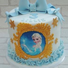 Elsa Frills & Bow