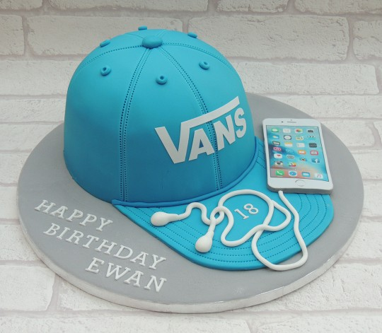 Vans cap & iPhone