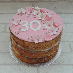 Vic Sponge 30th