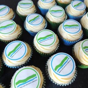 DCS cupcakes