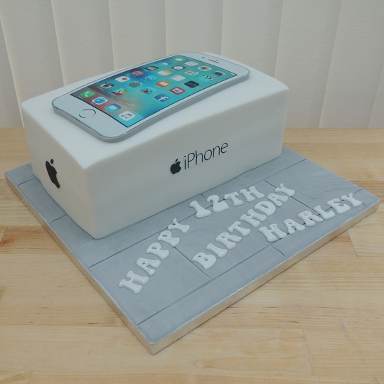 iPhone & Box